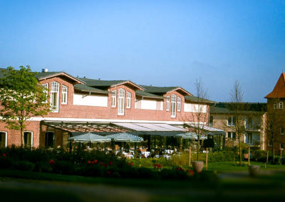 Restaurant im Resort