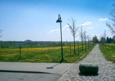 Nahe gelegener Reiterhof